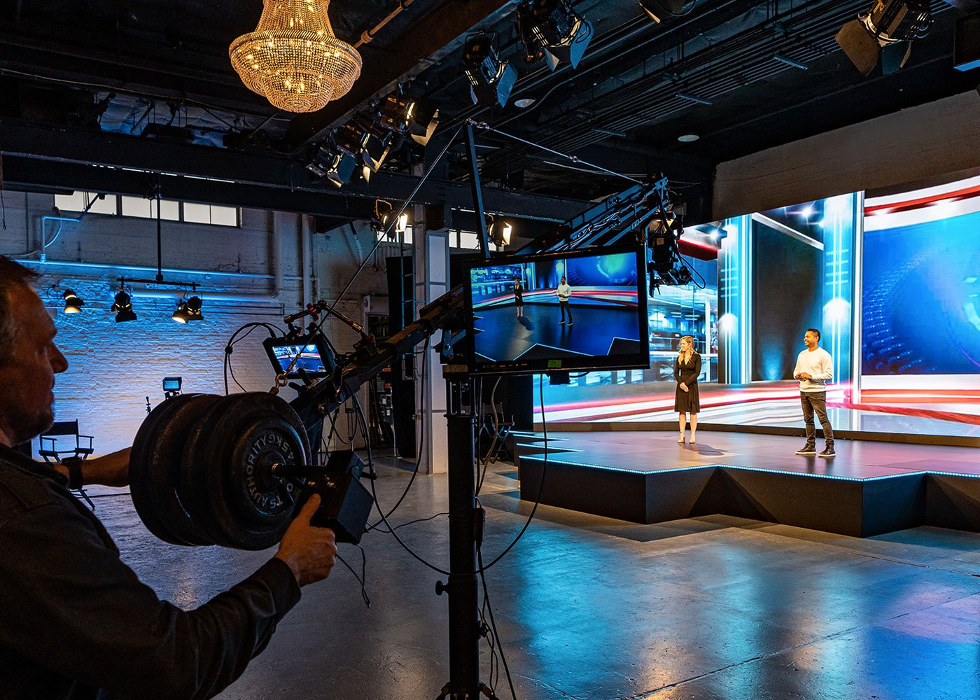 Virtual Events Livestream Studios
