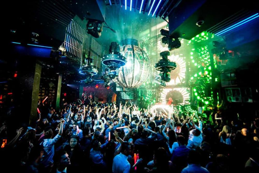 Marquee Nightclub Las Vegas Audio Visual Design