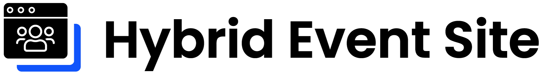 Hybrid Event Site